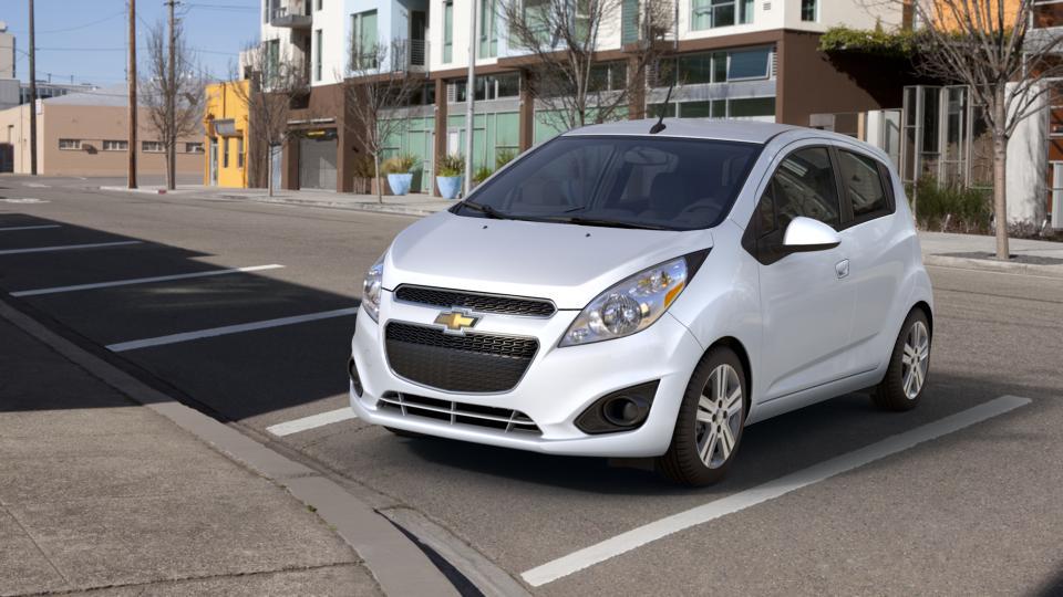 2014 Chevrolet Spark Vehicle Photo in Edinburg, TX 78542