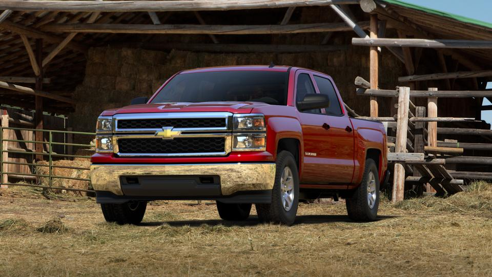 2014 Chevrolet Silverado 1500 Vehicle Photo in Winnsboro, SC 29180