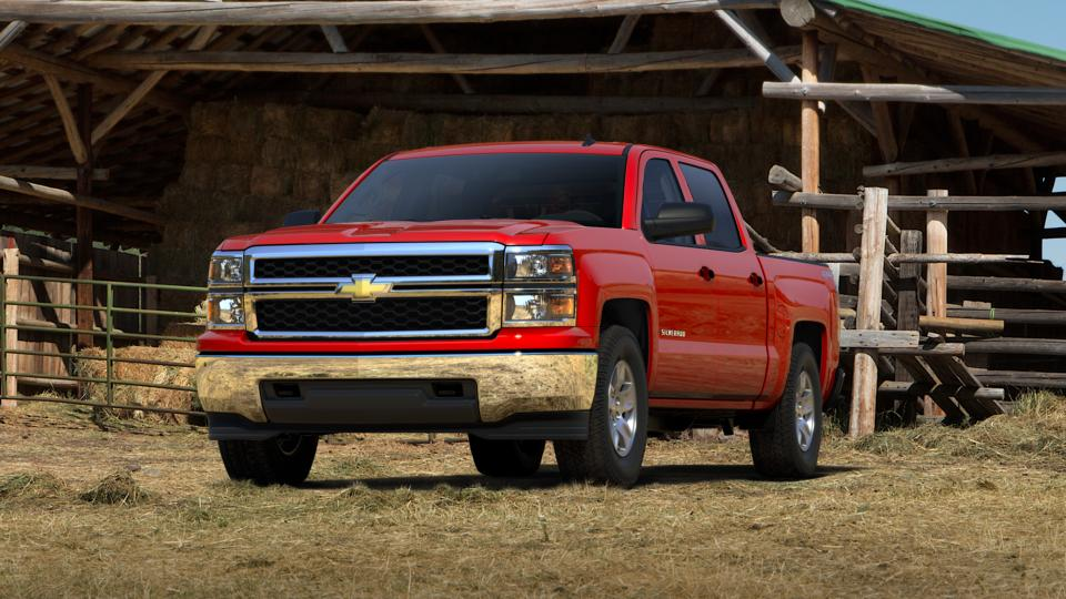 2014 Chevrolet Silverado 1500 Vehicle Photo in Columbia, MO 65203-3903