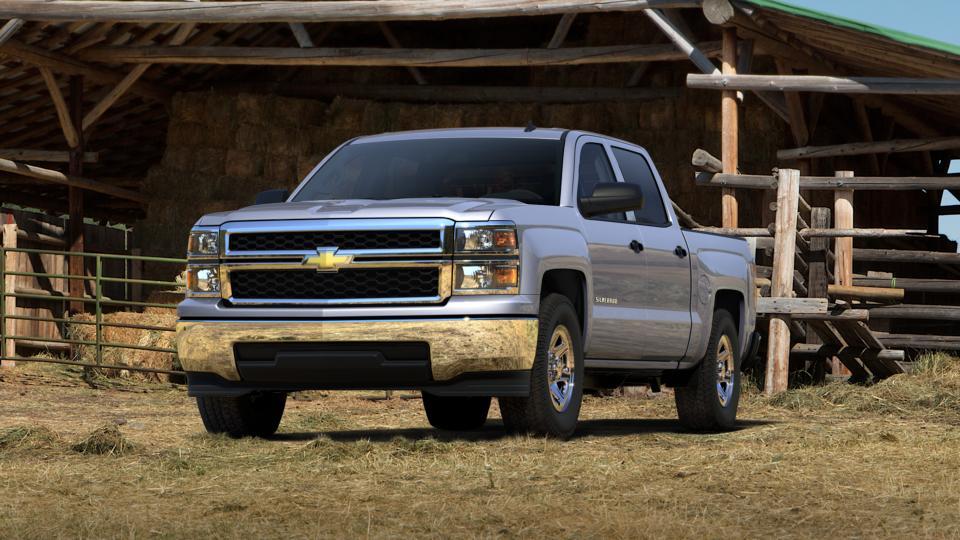 2014 Chevrolet Silverado 1500 Vehicle Photo in Crosby, TX 77532