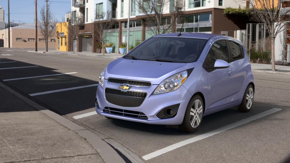 2014 Chevrolet Spark Vehicle Photo in Durham, NC 27713
