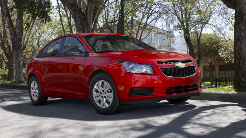 2014 Chevrolet Cruze Vehicle Photo in Midland, TX 79703