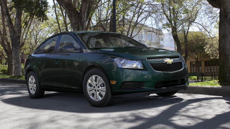 2014 Chevrolet Cruze Vehicle Photo in San Angelo, TX 76903