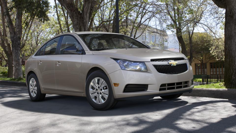 2014 Chevrolet Cruze Vehicle Photo in Gardner, MA 01440