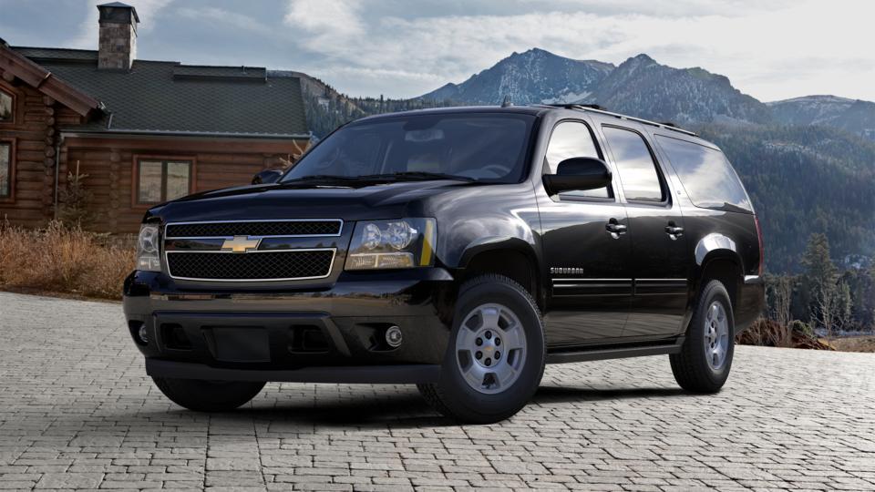 2014 Chevrolet Suburban Vehicle Photo in Safford, AZ 85546
