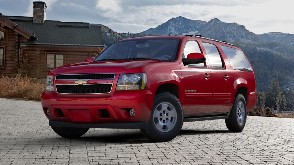 2014 Chevrolet Suburban Vehicle Photo in San Antonio, TX 78254