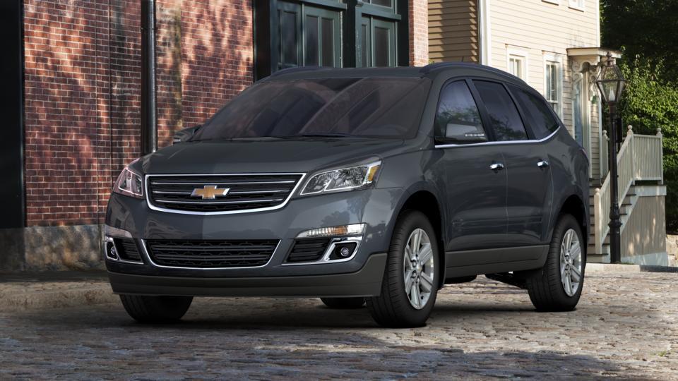 2014 Chevrolet Traverse Vehicle Photo in Safford, AZ 85546
