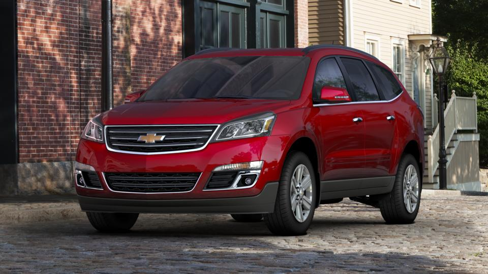 2014 Chevrolet Traverse Vehicle Photo in Plainfield, IL 60586-5132