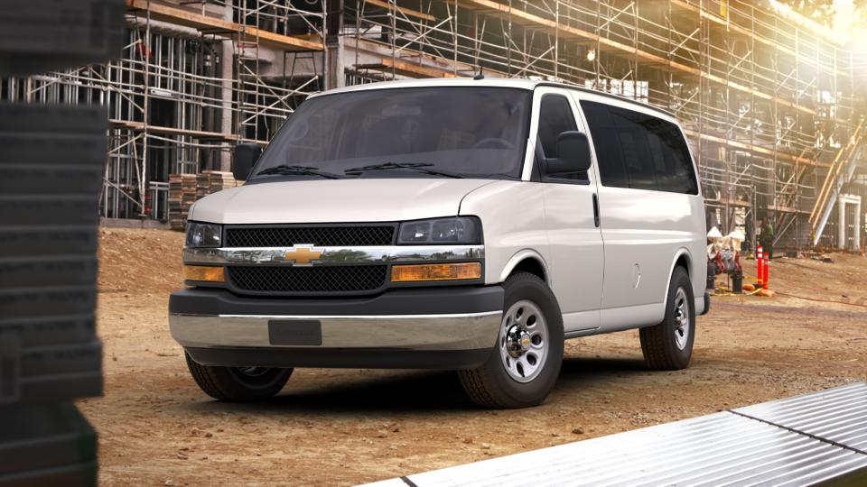 2014 Chevrolet Express Passenger Vehicle Photo in Wharton, TX 77488