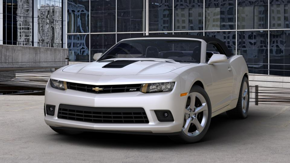 2014 Chevrolet Camaro Vehicle Photo in Cartersville, GA 30120