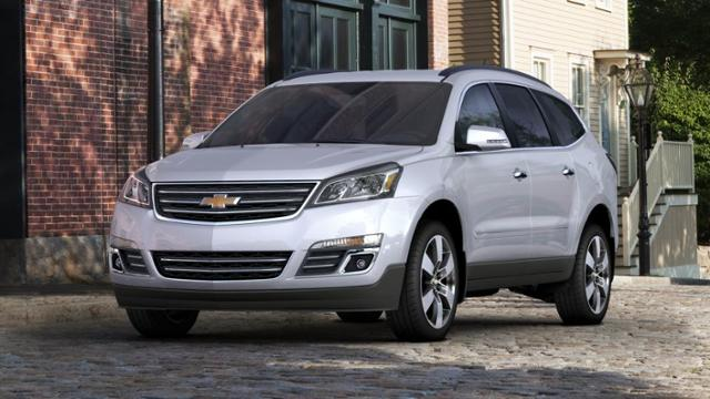 2014 Chevrolet Traverse Vehicle Photo In Wilson, NC 27896