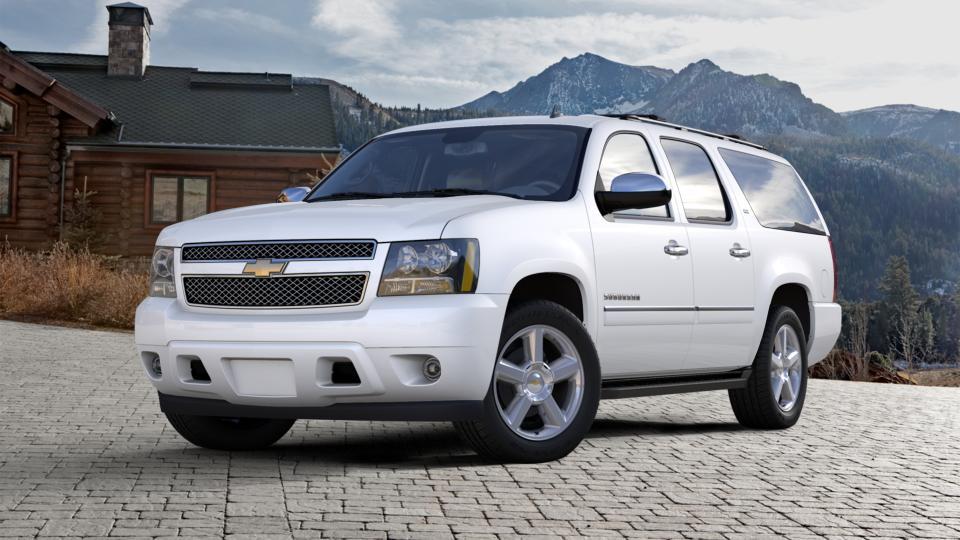 2014 Chevrolet Suburban Vehicle Photo in Odessa, TX 79762