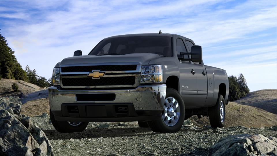 2014 Chevrolet Silverado 3500HD Vehicle Photo in Midland, TX 79703