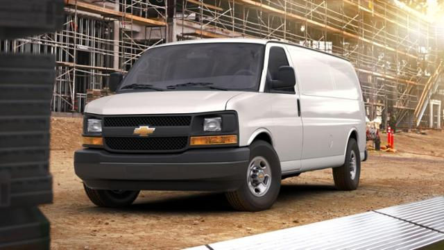 83f49d6efa Used Summit White 2014 Chevrolet Express Cargo Van for Sale in ...