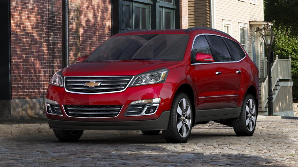 2014 Chevrolet Traverse Vehicle Photo in Quakertown, PA 18951