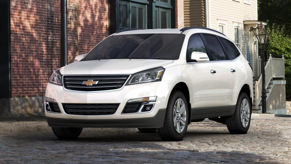 2014 Chevrolet Traverse Vehicle Photo in West Harrison, IN 47060