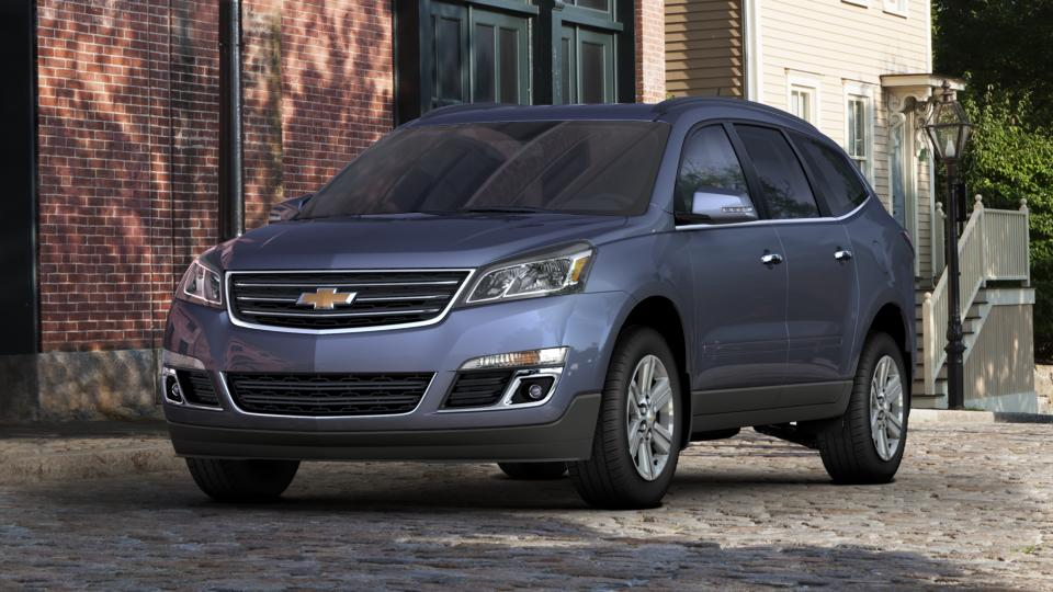 2014 Chevrolet Traverse Vehicle Photo in Sioux City, IA 51101