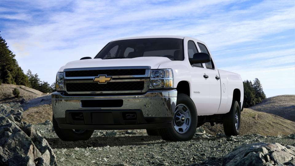 2014 Chevrolet Silverado 2500HD Vehicle Photo in Naples, FL 34109