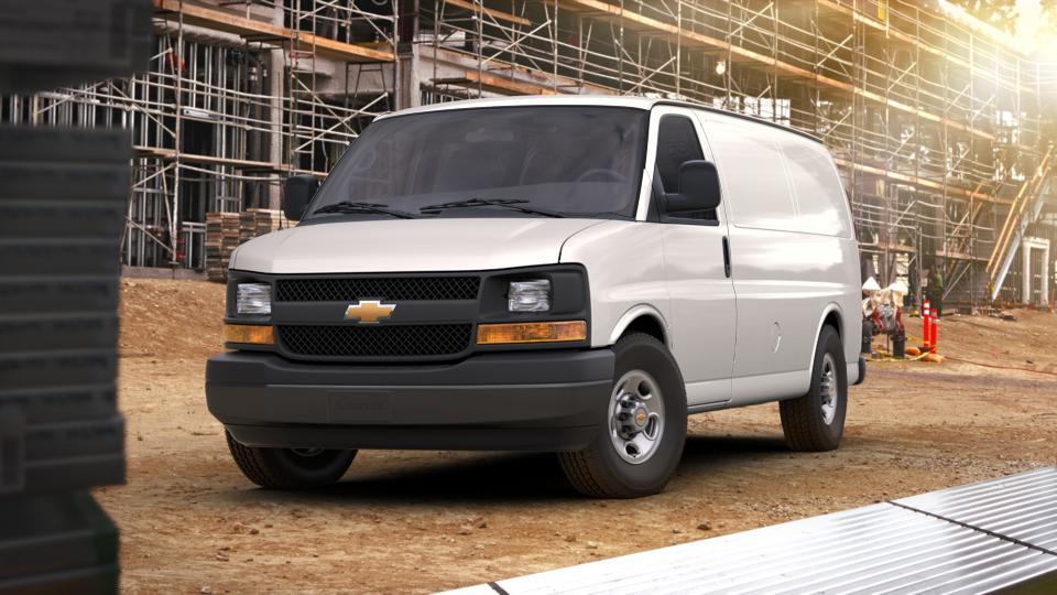 2014 Chevrolet Express Cargo Van Vehicle Photo in Spokane, WA 99207