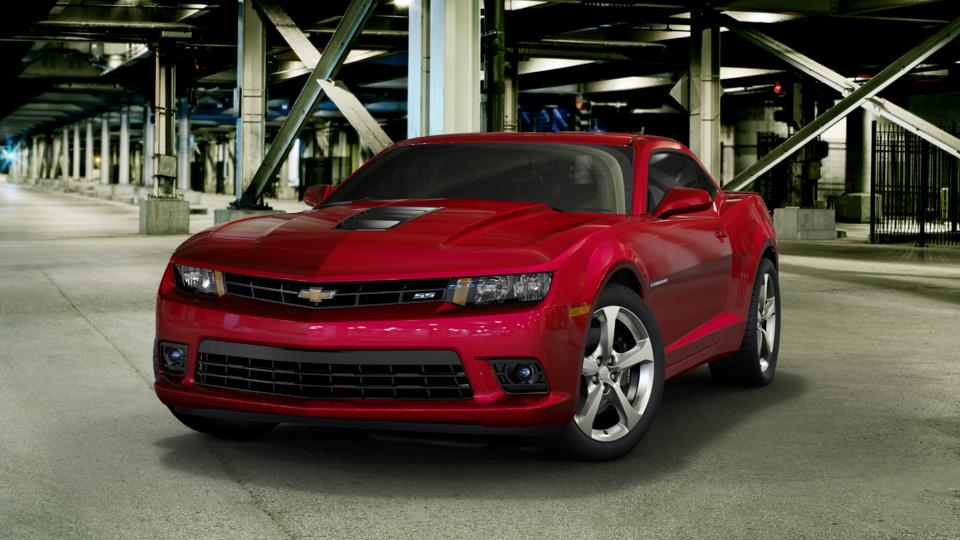2014 Chevrolet Camaro Vehicle Photo in Massena, NY 13662