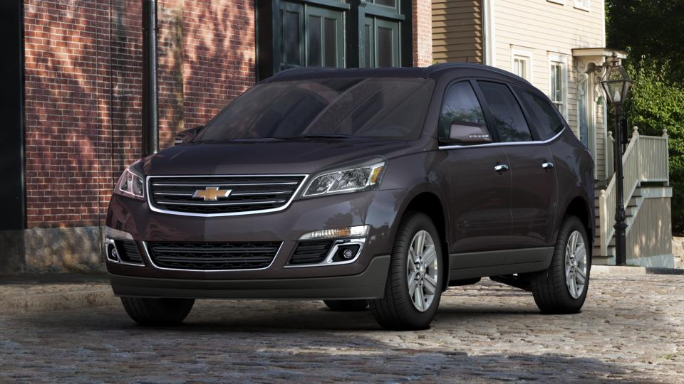 2014 Chevrolet Traverse Vehicle Photo in Columbia, MO 65203-3903