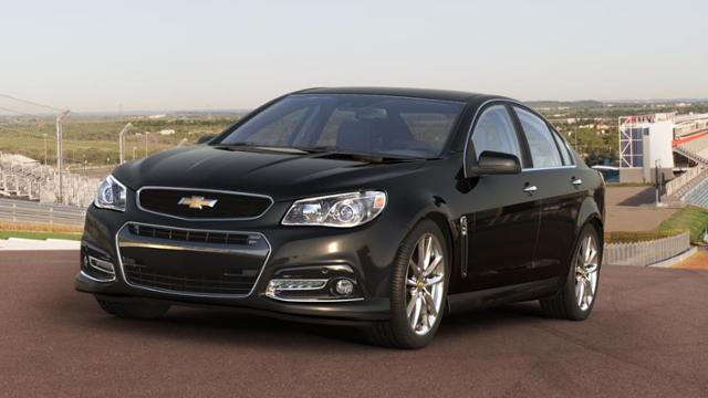 2014 Chevrolet SS Vehicle Photo In Naples, FL 34109