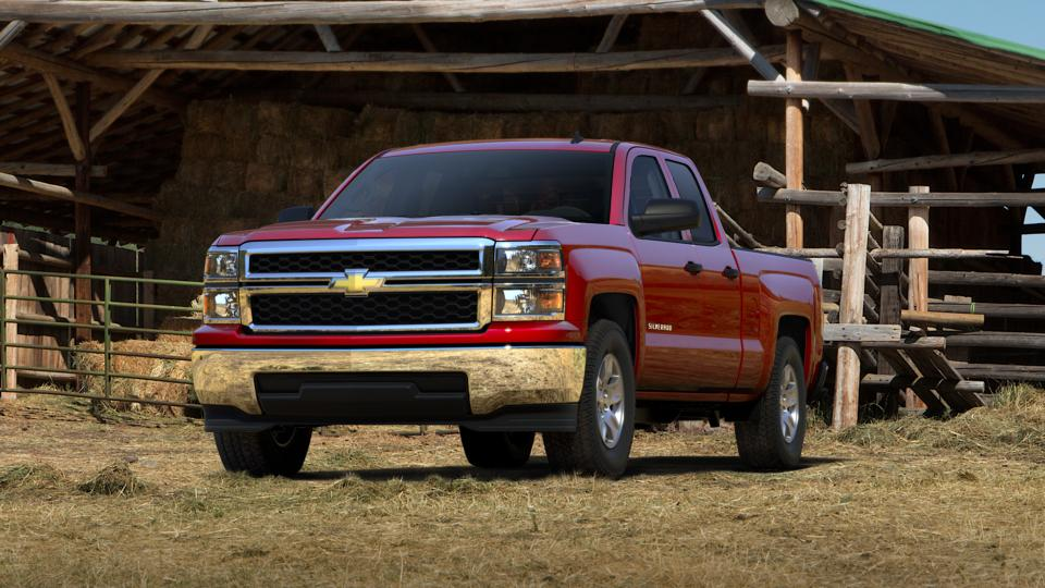 2014 Chevrolet Silverado 1500 Vehicle Photo in El Paso, TX 79922
