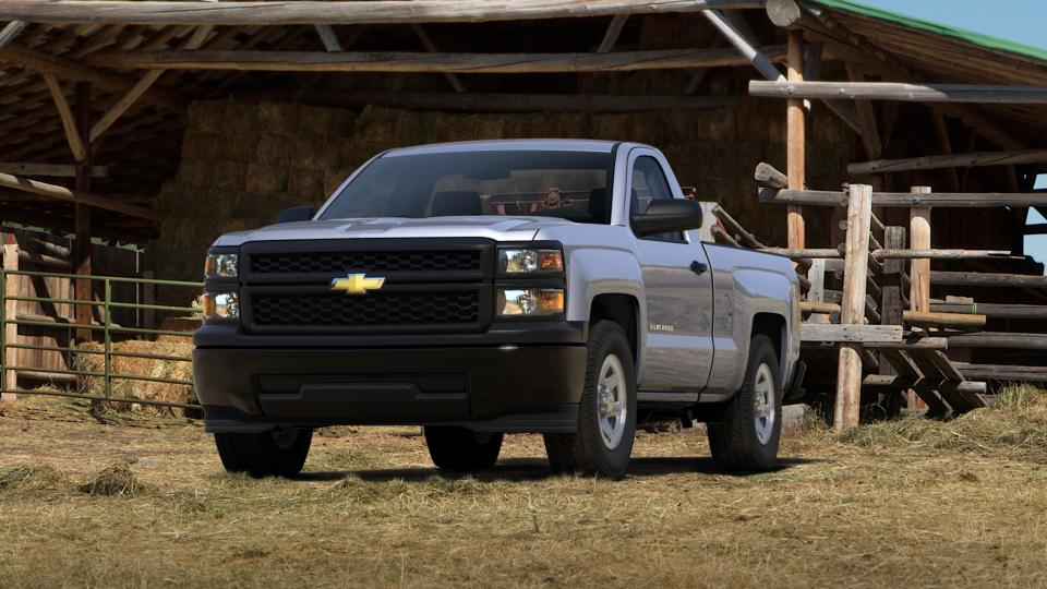 2014 Chevrolet Silverado 1500 Vehicle Photo in Spokane, WA 99207