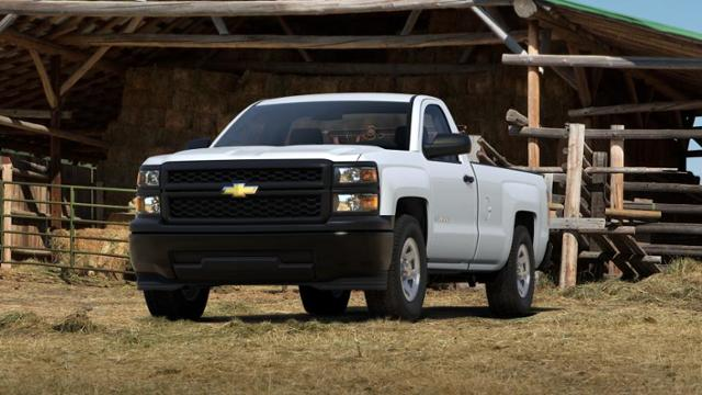 2014 Chevrolet Silverado 1500 Vehicle Photo In Monroe, NC 28110