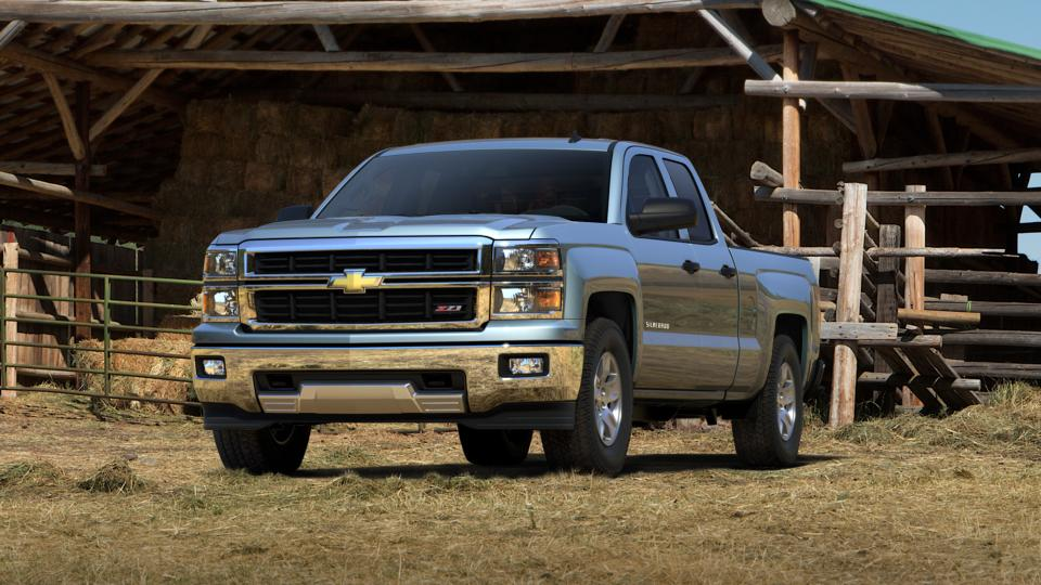2014 Chevrolet Silverado 1500 Vehicle Photo in Medina, OH 44256