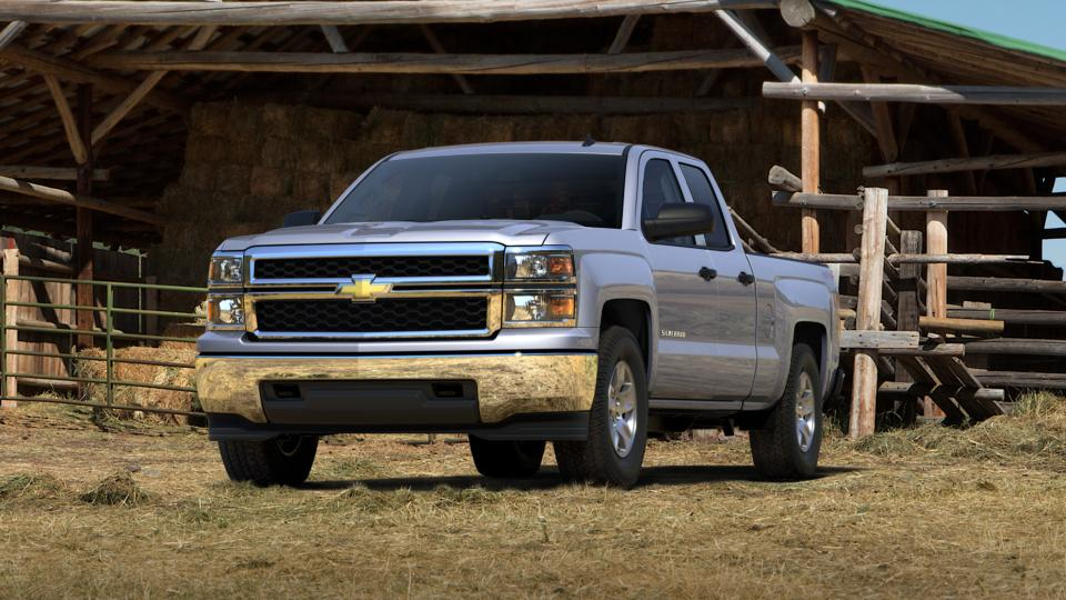 2014 Chevrolet Silverado 1500 Vehicle Photo in Evansville, IN 47715