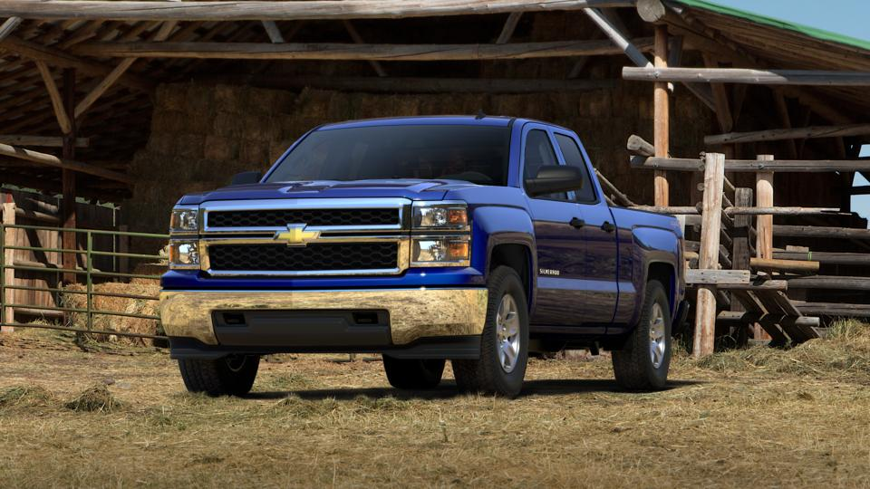 2014 Chevrolet Silverado 1500 Vehicle Photo in Macedon, NY 14502