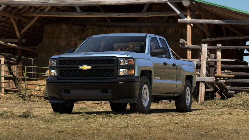 2014 Chevrolet Silverado 1500 Vehicle Photo in Wendell, NC 27591