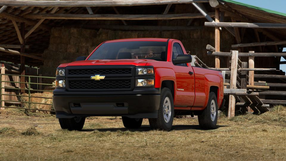 2014 Chevrolet Silverado 1500 Vehicle Photo in St. Clairsville, OH 43950