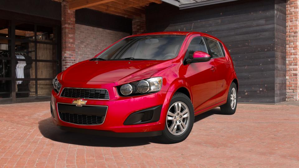 2014 Chevrolet Sonic Vehicle Photo in Augusta, GA 30907