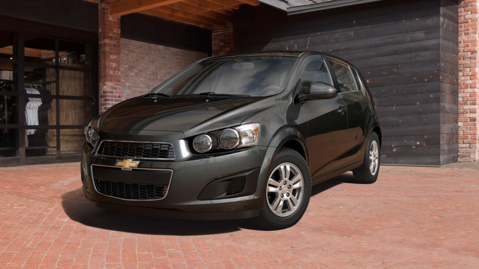 2014 Chevrolet Sonic Vehicle Photo in Clarksville, TN 37040