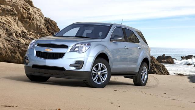 2014 Chevrolet Equinox Vehicle Photo In Tacoma, WA 98444