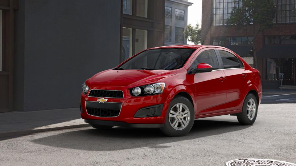 2014 Chevrolet Sonic Vehicle Photo in Westlake, OH 44145
