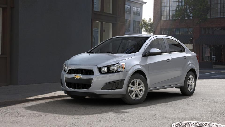 2014 Chevrolet Sonic Vehicle Photo in Tampa, FL 33612