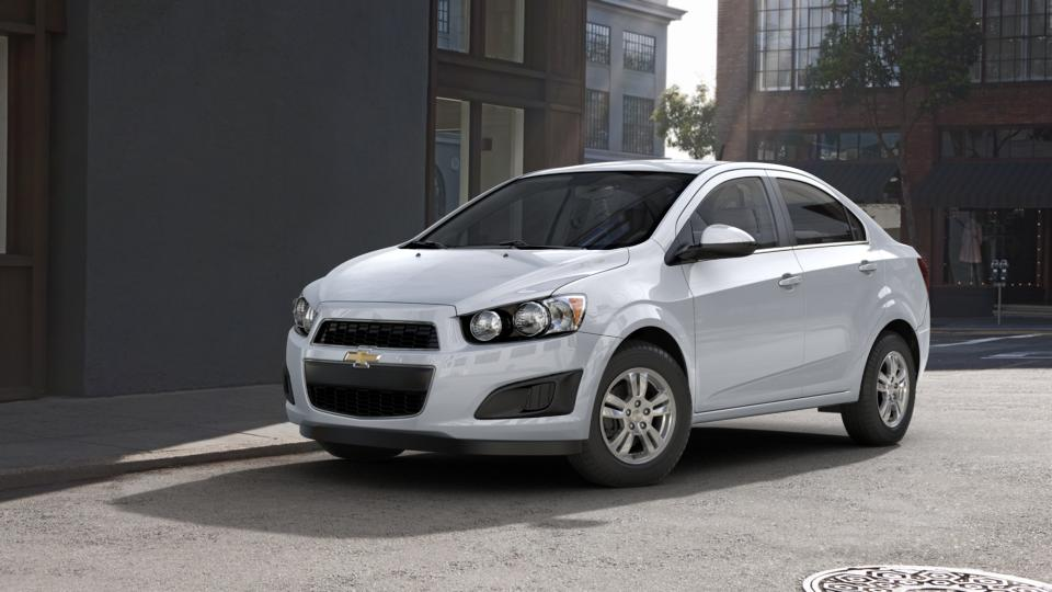 2014 Chevrolet Sonic Vehicle Photo in Austin, TX 78759