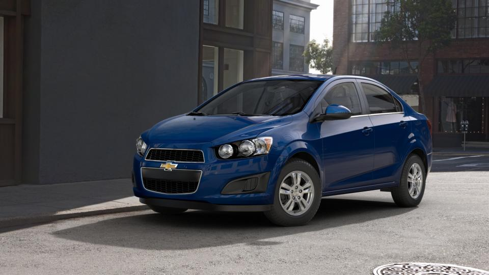 2014 Chevrolet Sonic Vehicle Photo in North Charleston, SC 29406