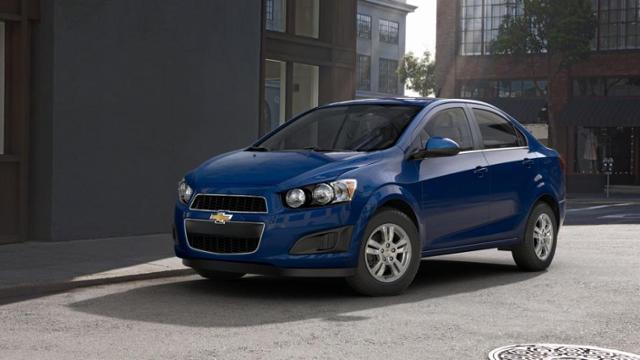 2014 Chevrolet Sonic Vehicle Photo In Moncton, NB E1C 9P2
