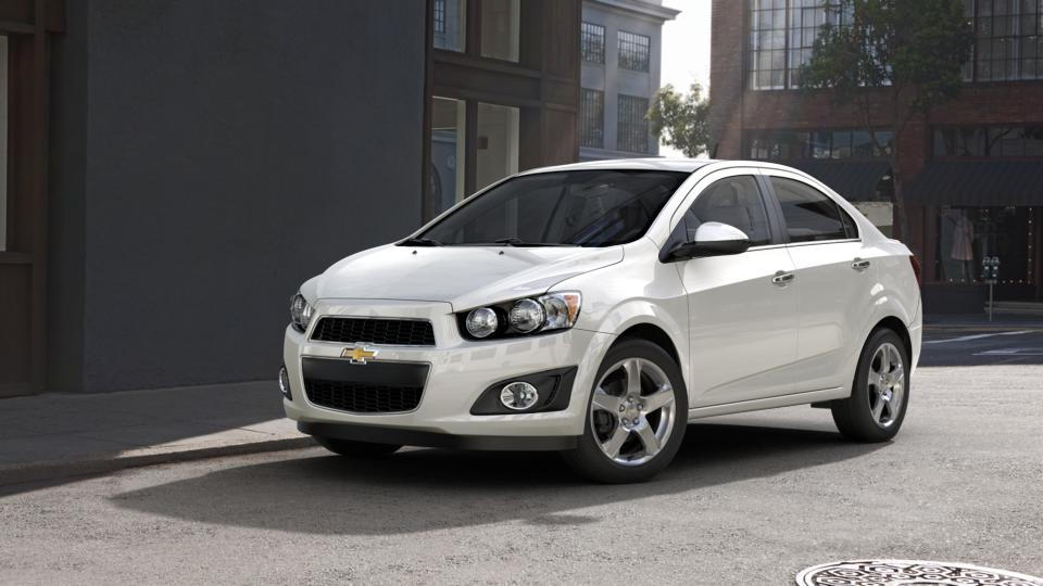 2014 Chevrolet Sonic Vehicle Photo in Gulfport, MS 39503