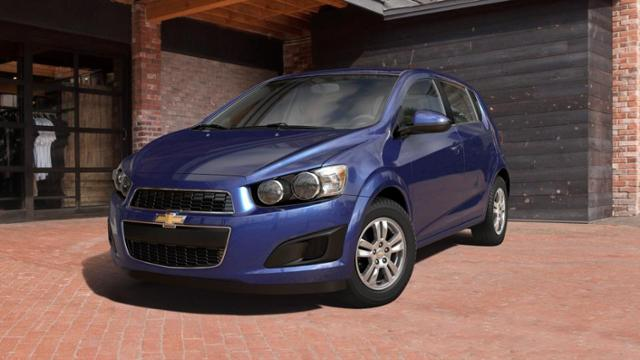 2014 Chevrolet Sonic Hatch Lt Manual For Sale Vic Canever Chevrolet