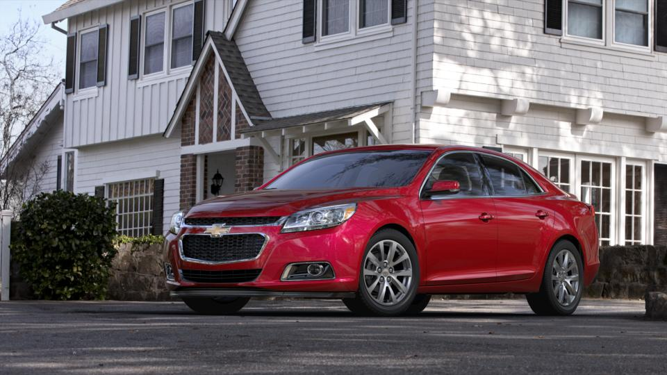 2014 Chevrolet Malibu Vehicle Photo in Anchorage, AK 99515