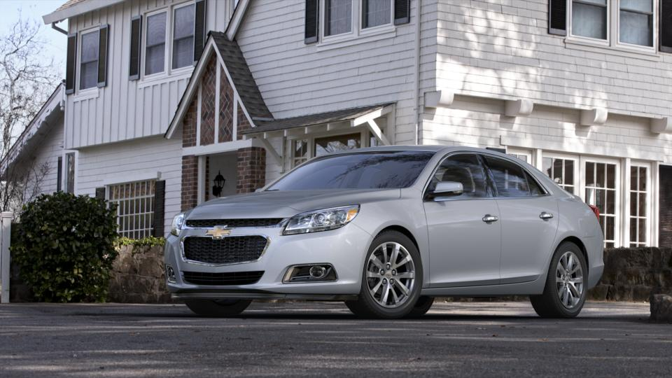 2014 Chevrolet Malibu Vehicle Photo in Medina, OH 44256