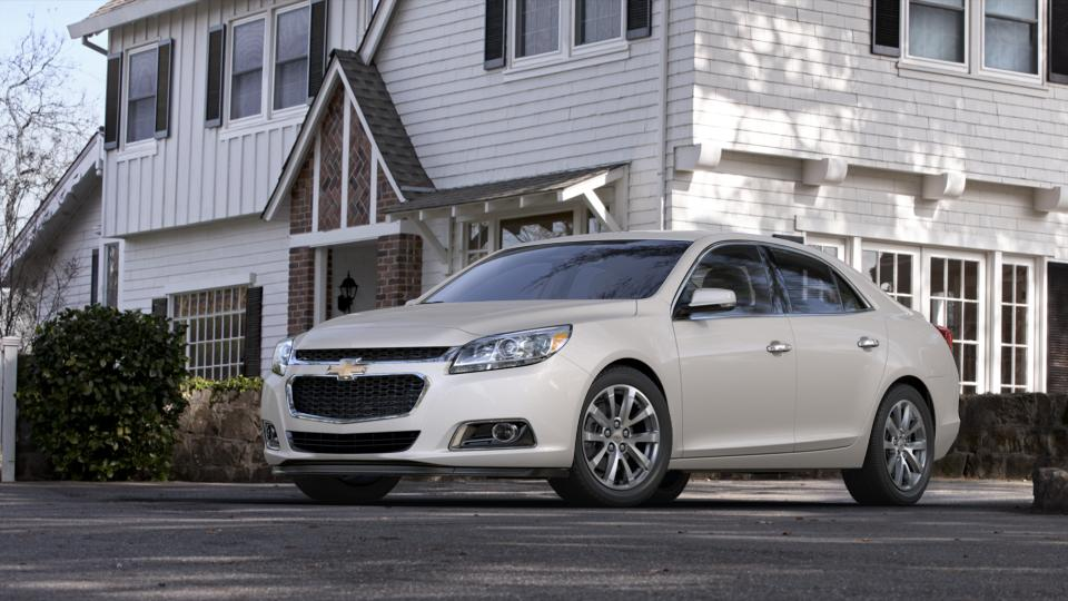2014 Chevrolet Malibu Vehicle Photo in San Angelo, TX 76903