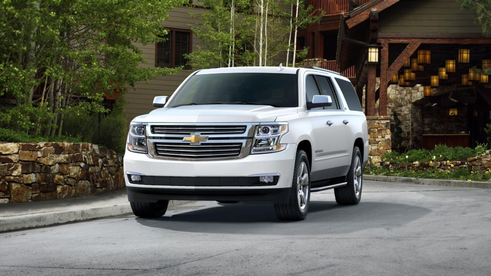 2015 Chevrolet Suburban Vehicle Photo in Spokane, WA 99207