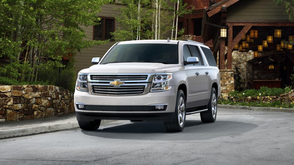 2015 Chevrolet Suburban Vehicle Photo in Novato, CA 94945