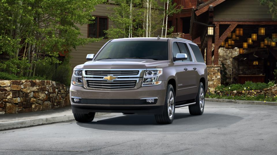 2015 Chevrolet Suburban Vehicle Photo in Maplewood, MN 55119